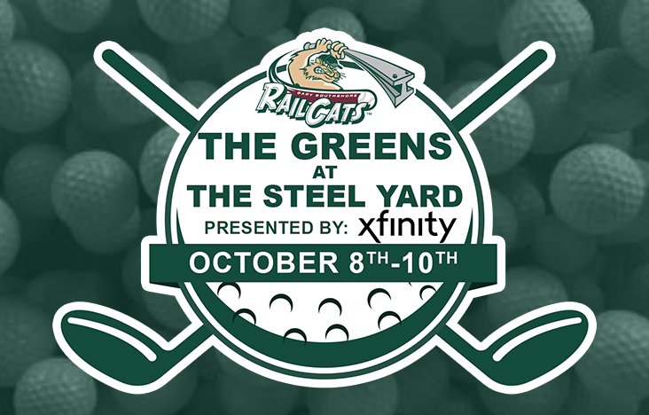 RailCats announce The Greens at The Steel Yard event